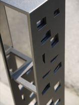Colonna antiparcheggio / di protezione / in acciaio COR-TEN® / in acciaio galvanizzato
