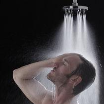 Soffione doccia da parete / da soffitto / rotondo