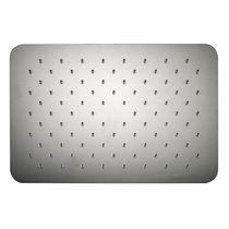 Soffione doccia da parete / da soffitto / rettangolare