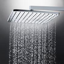 Soffione doccia da parete / da soffitto / quadrato