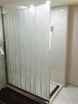 Parete doccia battente / fissa / luminosa