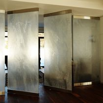 Pannello in vetro temprato / di protezione contro gli incendi / tagliafuoco / decorato