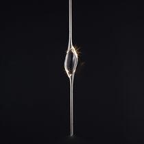 Lampada a sospensione / design originale / in ottone / in ottone placcato oro