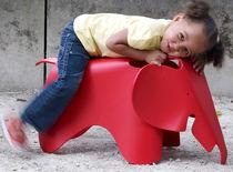 Sgabello moderno / in plastica / per bambini (unisex) / da esterno