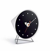 Orologio moderno / analogico / da tavolo / in metallo