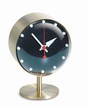 Orologio moderno / analogico / da tavolo / in ottone
