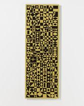 Pannello decorativo da parete / in tessuto / a motivo stampato