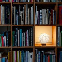 Lampada da tavolo / design originale / di carta / da interno