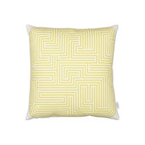 Cuscino per divano / quadrato / in cotone