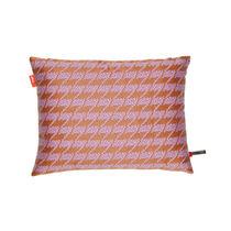 Cuscino per divano / rettangolare / a motivi / in tessuto