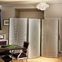 Paravento moderno / in acciaio / in acciaio inossidabile / per ufficio
