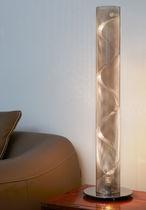 Lampada da tavolo / moderna / in acciaio inossidabile / da interno