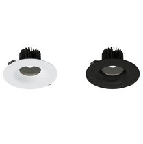 Downlight da incasso / LED / rotondo / in PC