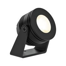 Faretto sporgente / da interno / LED / rotondo