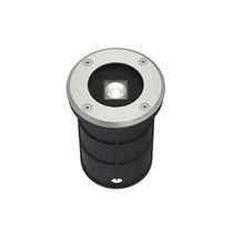 Luce ad incasso / LED / rotonda / da esterno
