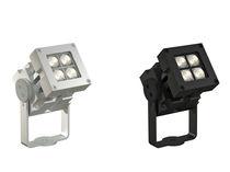 Applique moderna / in alluminio / LED / quadrata
