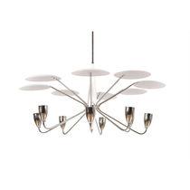 Lampadario design originale / in ottone / in acciaio / in alluminio
