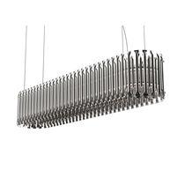 Lampada a sospensione / design originale / in metallo / da interno