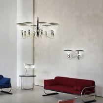 Lampadario moderno / in alluminio / in ottone / in acciaio