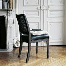 Sedia moderna / in tessuto / in pelle / di Antonio Citterio