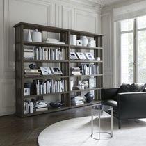 Libreria moderna / in legno / di Antonio Citterio