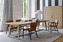 Tavolo da pranzo moderno / in quercia / rettangolare / di Antonio Citterio
