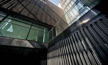 Rivestimento di facciata in alluminio / in metallo / opaco / in pannelli