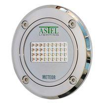Luce ad incasso / LED RGB / rotonda / per piscina