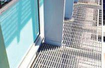 Pavimento sopraelevato in alluminio