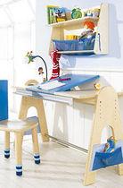 Scrivania in legno / moderna / per bambini