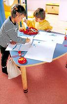 Tavolo da gioco per bamabini moderno / professionale