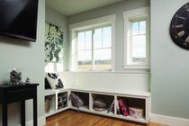 Finestra scorrevole / in legno / a doppi vetri / Energy Star