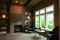 Finestra battente / in legno / a doppi vetri / Energy Star