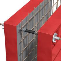 Sistema di fissaggio in plastica / per muro / a punti
