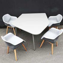 Tavolo da conferenza moderno / in quercia / in MDF / in MDF stratificato