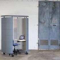Isola di privacy per ufficio