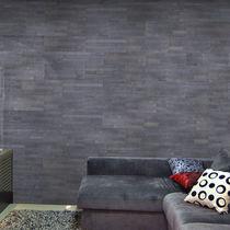 Lastra di paramento in ardesia / indoor / testurizzata / decorativa