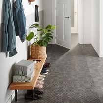 Pavimento in vinile / residenziale / a doghe / testurizzato