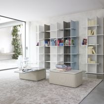 Libreria modulare / moderna / in legno laccato