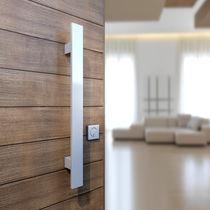 Maniglia a tirante per porta / in alluminio / moderna