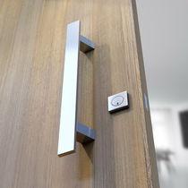 Maniglia a tirante per porta / in alluminio anodizzato / moderna