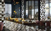 Piastrella da interno / da pavimento / da parete / in marmo