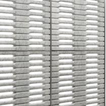 Pannello decorativo in metallo / in marmo / per interni / per parete