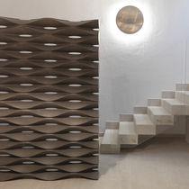 Paravento design originale / in marmo / in pietra naturale / per open space