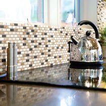 Piastrella da bagno / da cucina / da parete / in pietra naturale