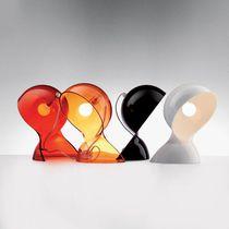 Lampada da tavolo / design originale / da interno / in termoplastica