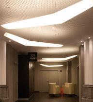 Lampada a sospensione / design originale / in polipropilene / in termoplastica