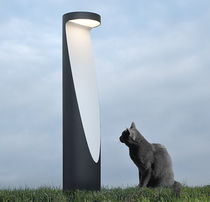 Lampioncino da giardino / moderno / in alluminio / in ghisa di alluminio