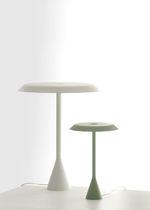 Lampada da tavolo / design originale / in alluminio / in policarbonato