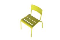 Sedia moderna / in metallo / per uso professionale